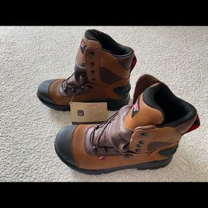Red Wing CRV 6 Inch Leather Electrical Hazard Work